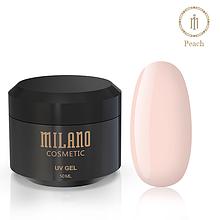 Гель для нарощування Milano Peach 50 мл