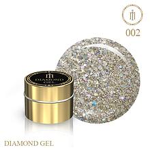 Гель з глітером Діамант № 02