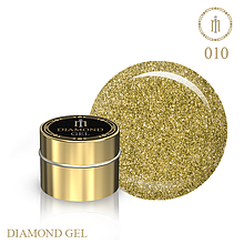 Гель з глітером Діамант № 10