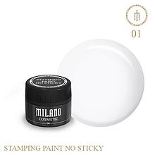 Stemping Paint No Sticky