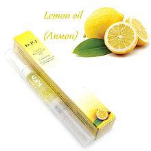 Масло карандаш для кутикулы OPI Лимон, 5 мл