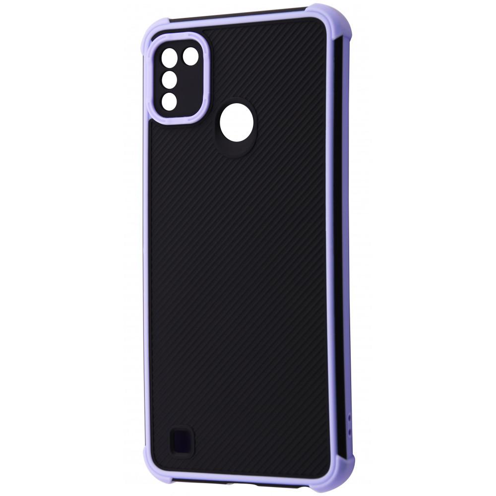 Shockproof Case TECNO POP 4 PRO (BC3) light purple