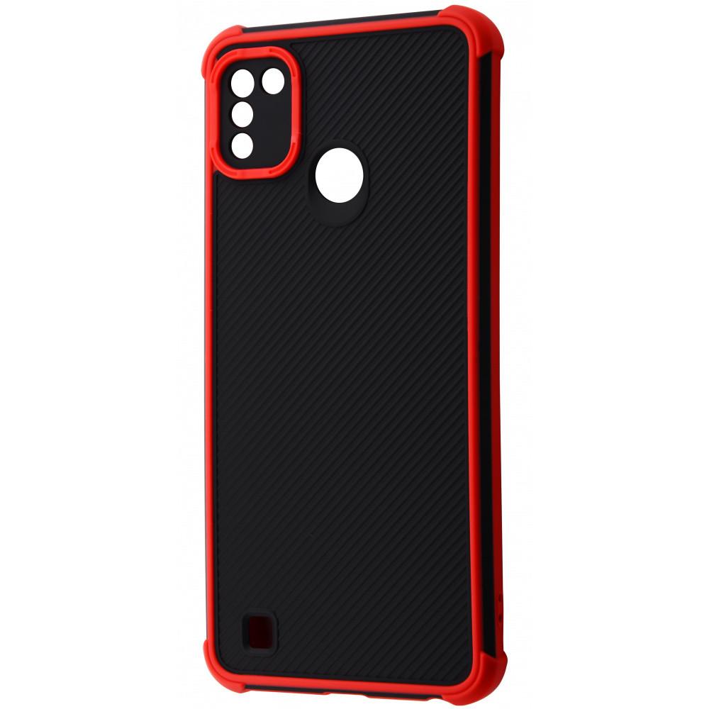Shockproof Case TECNO POP 4 PRO (BC3) red