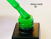 Гель лак 10мл Juice №02