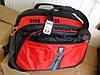 Стильная дорожно-спортивна сумка (логотип под Porsсhe)