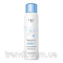 Термальная вода, спрей с гиалуроновой кислотой Laikou Hyaluronic Essence Water