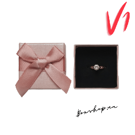 Коробочка для кольца Boxshop » Подарочные Коробки