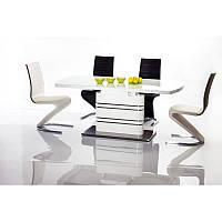 Стеклянный стол Signal Gucci