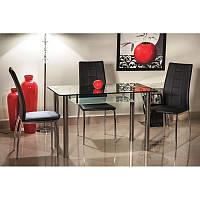 Стеклянный стол Signal Hektor