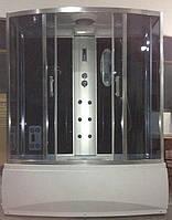 Гидробокс Eco Brand 170HT Black, 170*85*215 см