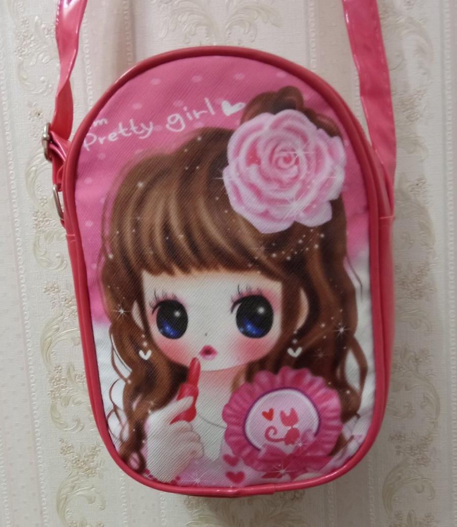 Дитяча сумочка для дівчинки