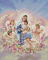 Богородиця з ангелами