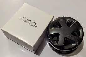 Пластиковий тримач для Eikosha Air Spencer-A/S CANTULE HOLDER ONLY BLACK