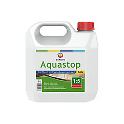 Антицвілевий грунт Aquastop Bio 1:5 Eskaro 3л