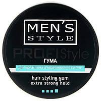 Резина для креативного моделирования прически PROFIStyle Men's Style Hair Styling Gum (4820003291139)