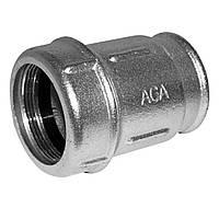 AGAflex Соединение зажим с внутрен. резьбой IK 1