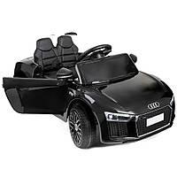 Дитячий електромобіль AUDI HL-1818 чорний