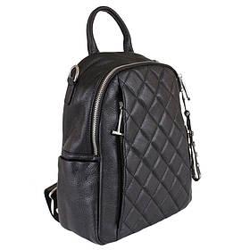 Сумка-рюкзак шкіряні de esse Чорний