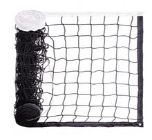 Волейбольна сітка універсальна для волейболу З металевим тросом ZELART Чорний (C-8008)