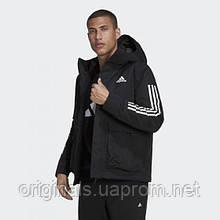 Мужская куртка Adidas Utilitas 3-Stripes GT1688 2021/2
