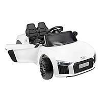Дитячий електромобіль AUDI HL-1818 білий