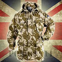 Новая британская армейская камуфляжная куртка Desert DPM