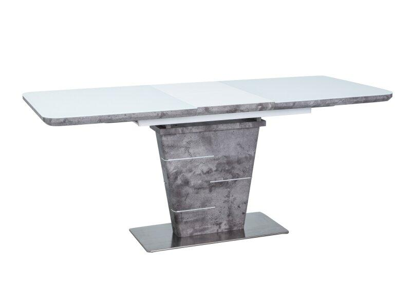 Стол Обеденный ILARIO Signal 140(180)X80 Серый