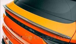 MANSORY rear deck lid spoiler for Porsche Cayenne Coupe