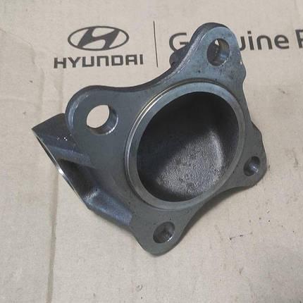 Флянец хрестовини кардана Hyundai EX8, Хюндай ЕХ-8 (49131 5M100), фото 2