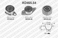 Комплект ремня ГРМ NTN-SNR KD455.54  Renault Kango 1.9 dCi F9Q 153 зуб. 7701477047