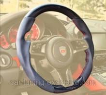 Руль на автоMANSORY sport steering wheel for Porsche Cayenne Coupe