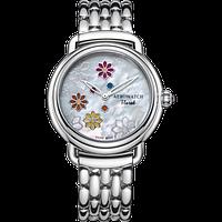 Жіночий наручний годинник Aerowatch Renaissance 1 942 Floral 44960AA15M, фото 1