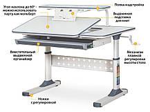 Ergokids TH-320   Зростаючий стіл для школяра, фото 2