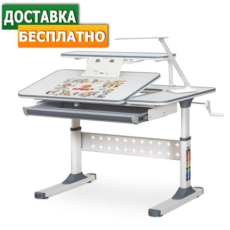 Ergokids TH-320   Зростаючий стіл для школяра