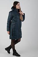 Женская демисезонная длинная куртка. Женская осенняя курточка. Куртки женские Р -48,50,52,54,56,58