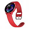 Фітнес браслет трекер Smart Watch LW29 Розумні круглі смарт годинник з тонометром, пульсометром, Крокомір 44мм, фото 5