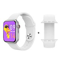 Фітнес браслет трекер Smart Watch 6 X16 Розумні смарт годинник з бездротовою зарядкою і мікрофоном Голосовий виклик, фото 3