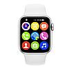 Фітнес браслет трекер Smart Watch 6 X16 Розумні смарт годинник з бездротовою зарядкою і мікрофоном Голосовий виклик, фото 5