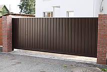 Відкатні ворота