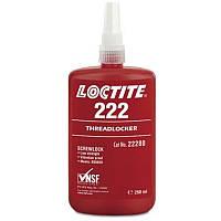 Фиксатор резьбовой низкой прочности LOCTITE 222 50 мл