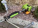 Бензокоса Procraft Т4200EL Pro мотокоса + электростартер, фото 4