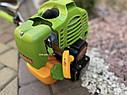 Бензокоса Procraft Т4200EL Pro мотокоса + электростартер, фото 3