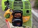 Бензокоса Procraft Т4200EL Pro мотокоса + электростартер, фото 2