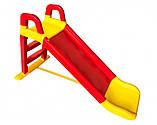 Детская горка для катания 0140/02, 140 см, фото 2