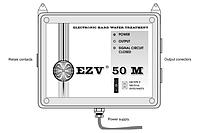 Прибор электромагнитной обработки воды EZV 100М с ручной регулировкой