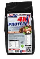 Протеин комплексный  ActiWay 4K Protein 500г