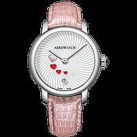 Годинник наручний жіночий Aerowatch Renaissance Swirl & Swirling Love 44938AA20, фото 1