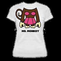 Футболка Ms. Monkey