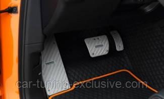MANSORY sport pedsals for Porsche Cayenne Coupe
