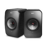 Полична акустика KEF LSX Black